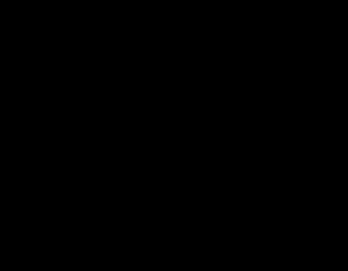 Outline of a dog bone.