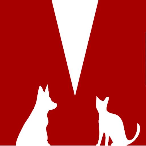 Meadowbrook Veterinary Clinic single m logo.